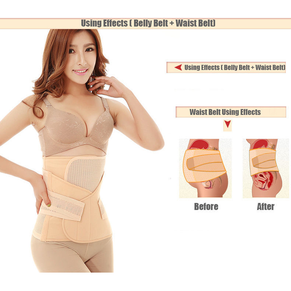 Prenatal 3in1 Belly/Abdomen/Pelvis Belt Body Recovery 1