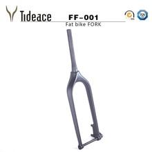 цена на 2016 MTB Carbon fork 29er Tapered full Carbon fiber UD/3K 29er MTB Fork Mountain Bikes Fork Thru-Axle 100*15mm Fork
