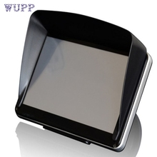 wupp Top Quality New 7 Inch Car GPS Professional Navigator Sun Shade Anti Reflective Black Jul.27