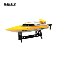 New 2.4G FT007 remote control Boat RC Speedboat children's toy gift