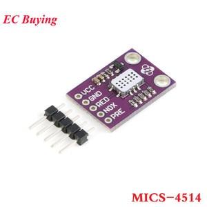 Image 1 - CJMCU 4541 MICS 4514 Carbon Monoxide Nitrox Oxygen Nitrogen Gas Sensor Module CO/NO2/H2/NH3/CH4 Concentration Air Quality Test