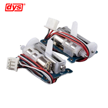 2pcs/lot 1.5 g 1.5g servo micro digital servo loading two linear servo