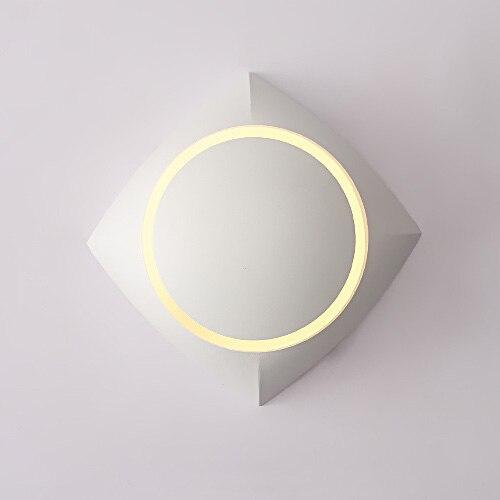 5w Warm White LED Mirror Light Vanity Light Bathroom Light Make-Up Wall Light Front Lamp Hardwire