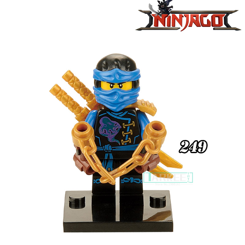 Single Sale Ninja Jie Niya Zan Nada Khan Lloyd diy figures Super Heroes Avengers Star Wars Building Blocks Bricks Kids Toys nada barbara