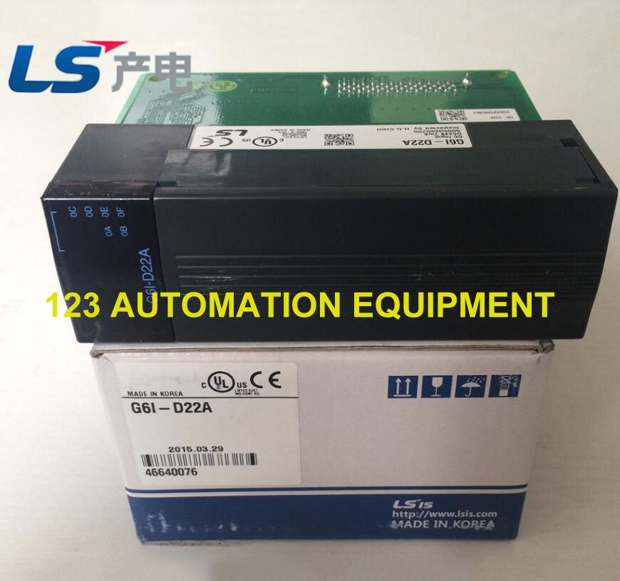 New original box G6I-D22A  G6I-D22B  LS Input unitNew original box G6I-D22A  G6I-D22B  LS Input unit
