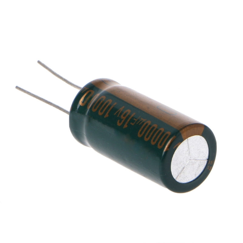 16V 10000uF Capacitance Electrolytic Radial Capacitor High Frequency Low ESR16V 10000uF Capacitance Electrolytic Radial Capacitor High Frequency Low ESR