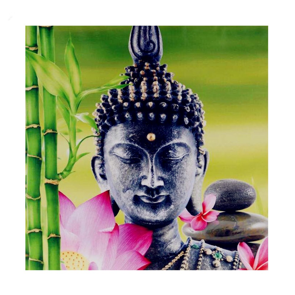 DIY Diamond Embroidery Buddha Rhinestones Pattern Full Diamond Mosaic Painting Sets Home Decor Religiouss Handicraft Gifts_