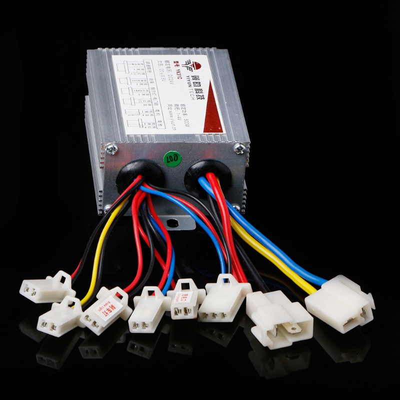 Electrical Equipments & Supplies Motors & Parts New Fashion 10a Dc Motor Controller 9v 12v 24v 36v 48v 60v Pwm Brushless Motor Controller 600w Bldc Motor Controller By Scientific Process
