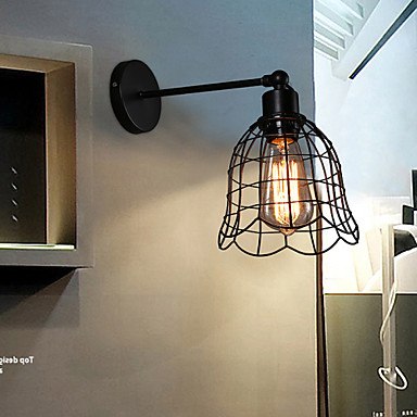 Loft Style Edison Vintage Wall Lamp Bedside Wall Light Fixtures For Living Room Stairs Wall Sconce Indoor Lighting Lamparas modern lamp trophy wall lamp wall lamp bed lighting bedside wall lamp