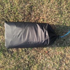 Image 2 - 2018 3F UL GEAR LANSHAN 2 original silnylon footprint 210*110cm high quality groundsheet