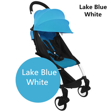 Lake Blue White