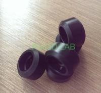 mini wheel POM Dual V slot Wheel Delrin