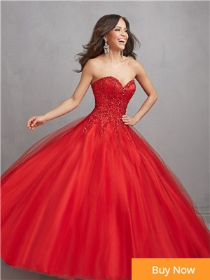Red-White-Quinceanera-Desses-Prom-Dress-2016-Masquerade-Ball-Gowns-Sweetheart-Beaded-Organza-Vestido-De-Debutante