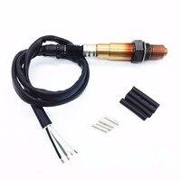 4 Wrie Universal Lambda Probe Oxygen O2 Sensor For CITROEN FIAT HYUNDAI VW RENAULT OE 0258986507
