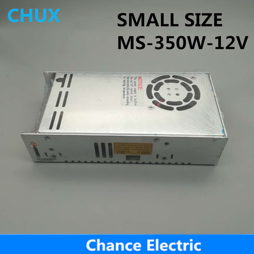 350W 12v Small Volume Switching Power Supply Driver For LED Light Strip Display Factory Supplier Power Suppliers 29a 20pcs 350w 12v 29a power supply 12v 29a 350w ac dc 100 240v s 350 12 dc12v