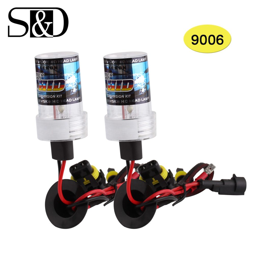 2pcs 9006 HB4 HID Xenon Lamps Headlight Bulbs Car Lights Auto Headlamp 12V 35W 55W White Yellow 3000K 6000K 8000K 100000K D0202pcs 9006 HB4 HID Xenon Lamps Headlight Bulbs Car Lights Auto Headlamp 12V 35W 55W White Yellow 3000K 6000K 8000K 100000K D020