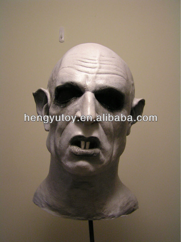 The Latest Zombie  Vampire Latex  Mask for adult|latex mask|the mask|latex zombie mask - title=