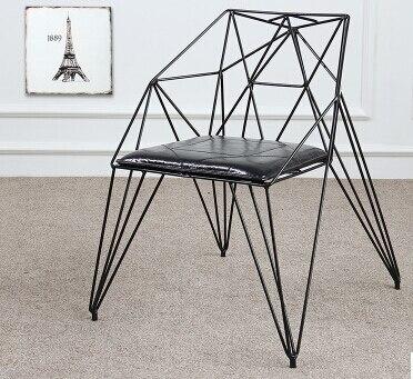 Möbel Loft Essen essen stuhl diamant aushöhlen draht stühle loft design möbel