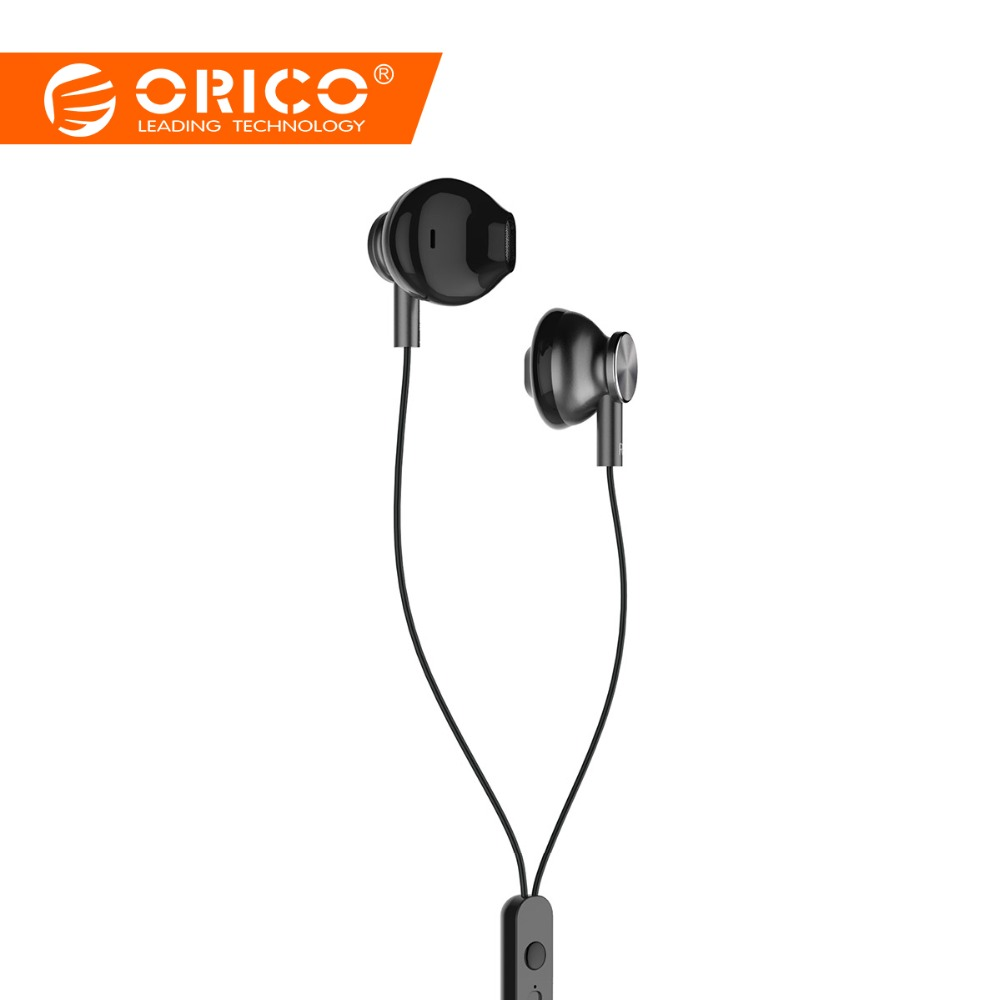 ORICO profesión en la oreja auricular de Auriculares auriculares de alta fidelidad de Bass auriculares para iPhone 7 8 X Xiaomi oído teléfonos fone de ouvido