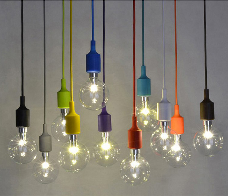 Luzes Pingente luminária para bar restaurante quartos Tensão : 90-260v