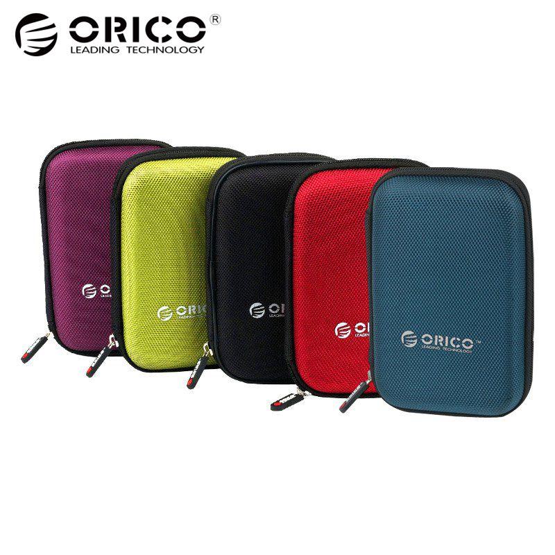 ORICO 2 5 Inch HDD Box Bag Case Portable Hard Drive Bag for font b External