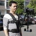 Camcorder DV DSLR Handheld Steadicam estabilizador s60 para 5D3 e braço vest Handheld estabilizador ombro pad colete