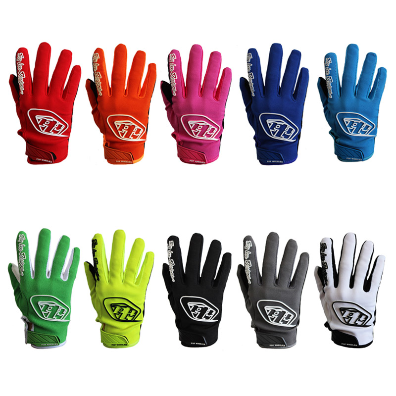 2018 fashion riding gloves motorcycle racing off-road vehicles mountain bike breathable outdoor sports protective gloves