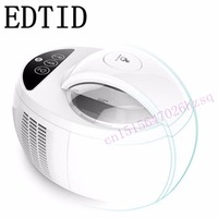 EDTID Household Automatic Fruit ice cream machine1L High capacity ice cream maker