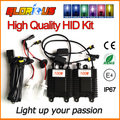 1set AC 12v 100W HID xenon 100W hid bulb xenon kit H1 H3 H7 H11 4300k~8000K hid 100w hid kit car headlight
