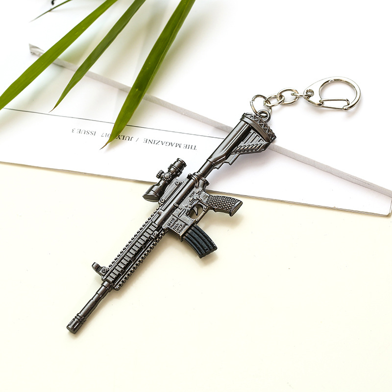 Weapon Keychains (7)