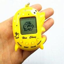 Дельфин электронные питомцы игрушки 90S ностальгические 49 домашних животных в одном виртуальном кибер Pet игрушка Дельфин Стиль опционально