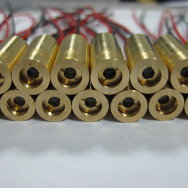 Civil Class 3A red 650nm 5mw dot diode laser module