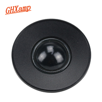 GHXAMP 2 5 Inch 6OHM 20W Tweeter Speakers Silk Film HIFI Car Sound Box NdFeB TREBLE