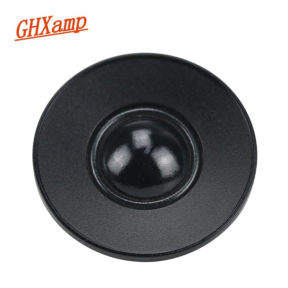 Ghxamp 2 5 inch 6ohm 20w tweeter speakers silk film hifi car sound box ndfeb treble 25