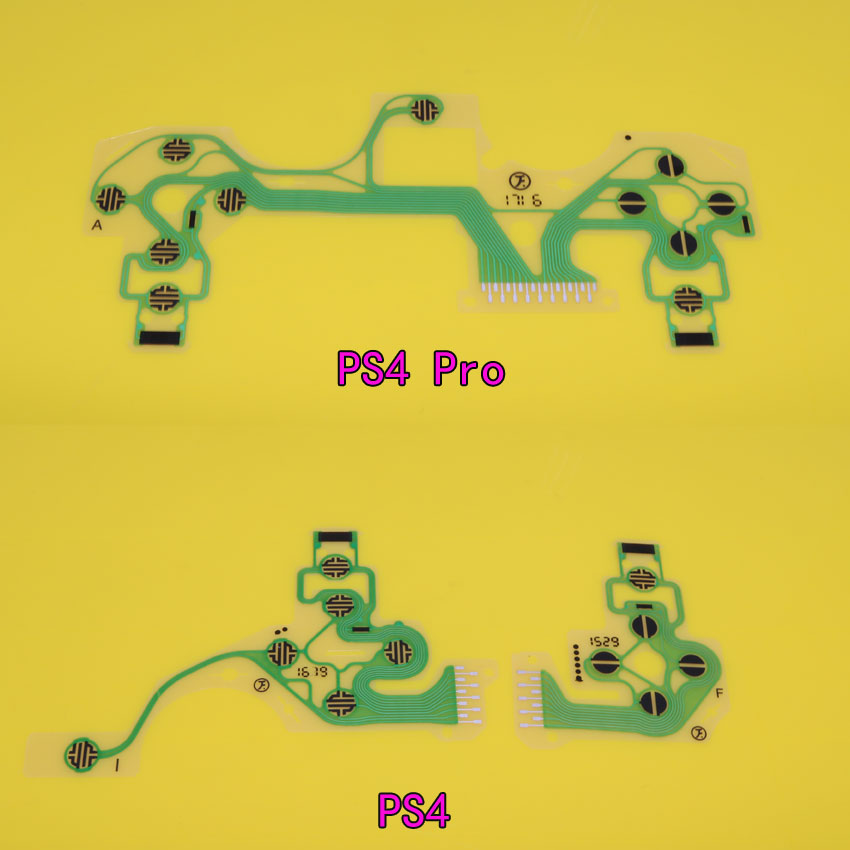 1Piece For Sony Playstation 4 For PS4 / PS4 Pro Controller handset Membrane Conductive Film PCB Circuit,Model JDM-040