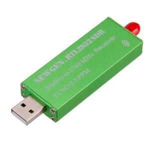 Image 5 - RTL SDR טלוויזיה סורק מקלט USB2.0 מקלט טלוויזיה מקל AM FM NFM DSB LSB SW רדיו מוגדר תוכנה SDR 0.5 PPM TCXO RTL2832U R820T2