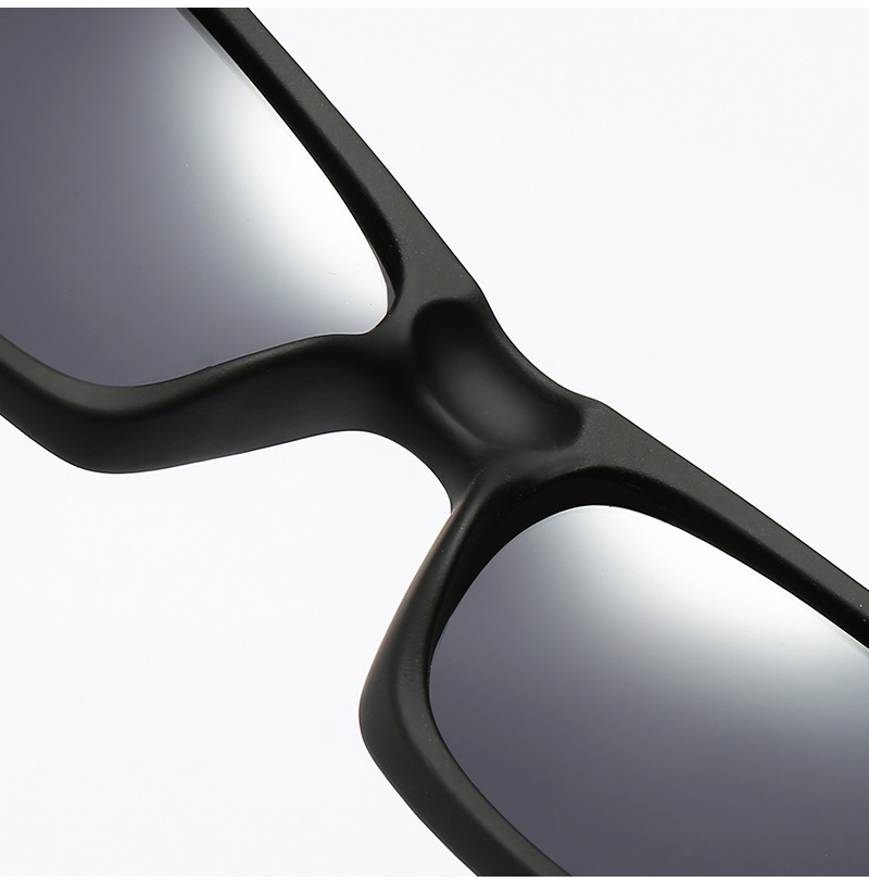 2019 Diopter men women Custom Made Myopia Minus Prescription Polarized LensRetro squar esunglasses men Driving goggles UV FML 24