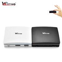 Wistino CCTV 4CH DVR Mini DVR AHD 5IN1 VGA HDMI Security System Digital Video Camera For