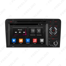 7″ inch Android 4.4.4 Quad Core Car DVD GPS Radio Head Unit For Audi A3/S3(2003~2011) #FD-4583