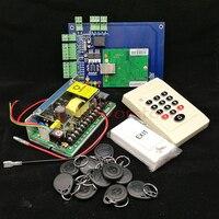 DIY One Door Access Control System TCP IP Single Door Access Panel Rfid Controller 125khz Keypad