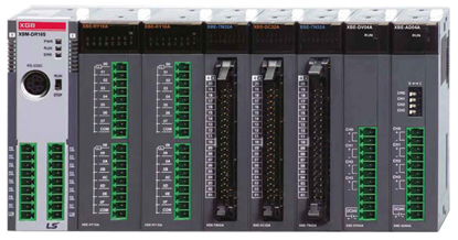 LS PLC XGT Series XGQ-RY1A Output Module Relay Output 8 Points