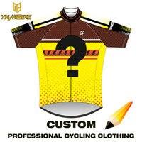 YKYWBIKE Велоспорт трикотаж Pro Team Велосипедная форма пользовательские высокое качество пользовательские Ropa ciclismo пользовательские Одежда для в