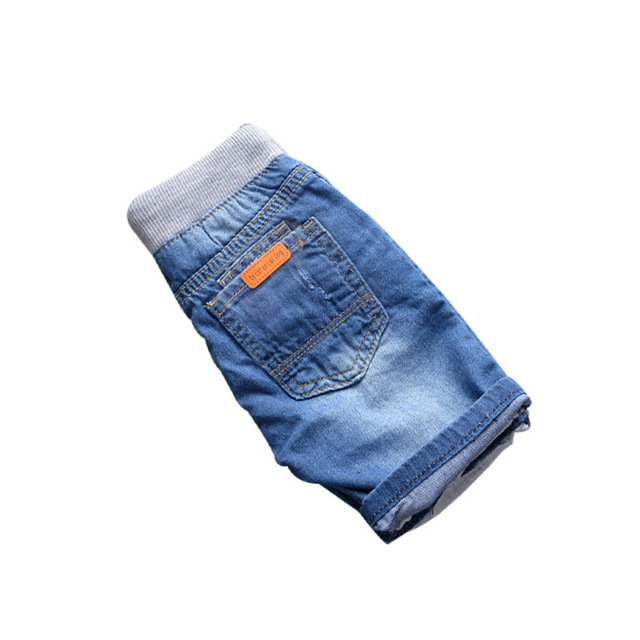 Baby Boy Girl Hole Jeans Shorts Summer 2019 Toddler Kids Clothes Children Short Pants Vetement Enfant Garcon Fille Ete Spodenki
