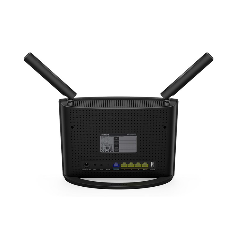 WIFI Router 1200Mbps Tenda AC9 Dual Band 2.4GHz/5GHz 900Mbps+300Mbps With AP mode, WISP mode