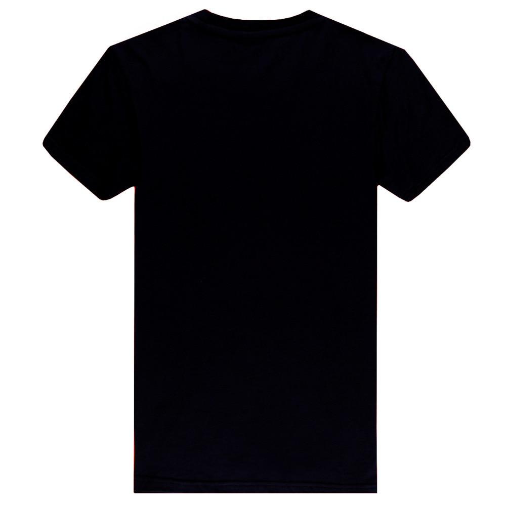 RL Novelty Mens 3D Glow In The Dark Luminous T Shirt Men Asian ...