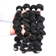 Loose Wave Brazilian font b Hair b font Weave Bundles Deals Honey Queen font b Hair
