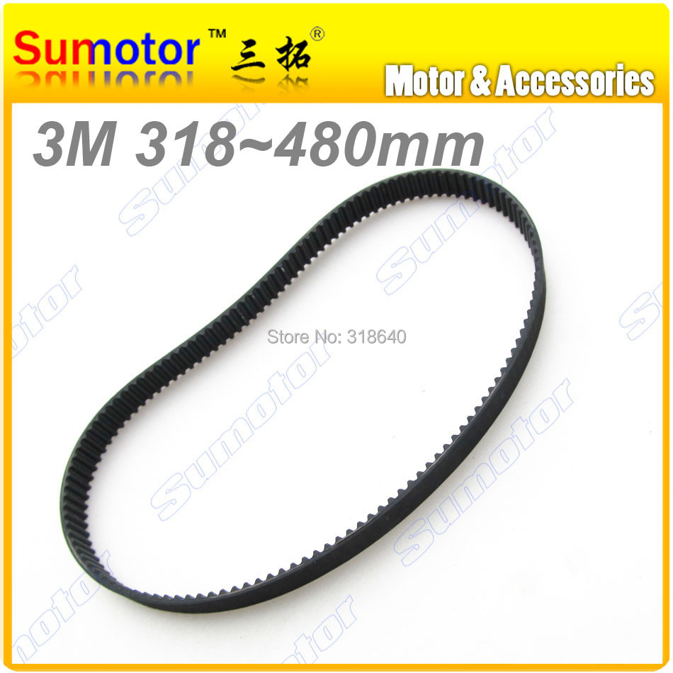3M Arc HTD tooth Pitch 3mm Width 10mm Length 300 318 330 345 360 390 420 450 480 mm rubber closed Timing belt for CNC 3D printer doumoo 330 330 mm long focal length 2000 mm fresnel lens for solar energy collection plastic optical fresnel lens pmma material