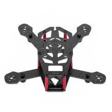 Durable Small Lightweight H150 4 Axes Mini Racing Drone 150Mm Wheelbase Quadcopter Carbon Fiber Frame Kit For Fpv Quadcopter стоимость