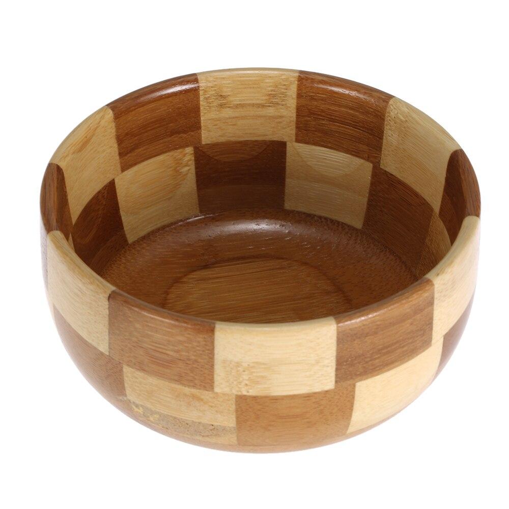 Salatschüssel Holz s bowl soap cup bamboo mug bowl