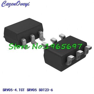 10pcs/lot SRV05-4.TCT SRV05 Code: V05 SOT23-6 New Original In Stock